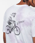 Load image into Gallery viewer, Stance T-shirts Lizard Bones Blue bleed