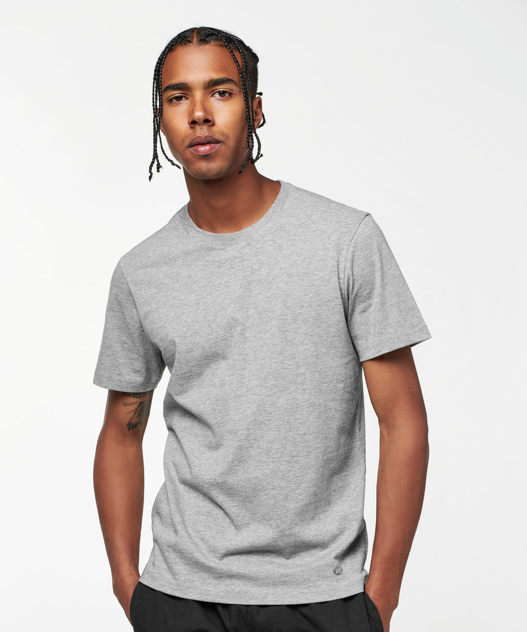 Stance T-shirts Primer Mens Grey heather