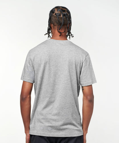 Stance T-shirts Shelter Pocket Mens Grey heather