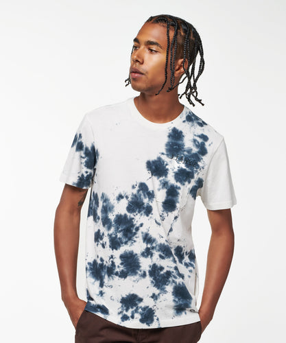 Stance Static Pocket Black Tie-Dye