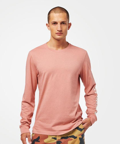 Stance T-shirts Basis Long Sleeve Dusty rose