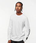 Load image into Gallery viewer, Stance T-shirt Basis Long Sleeve White