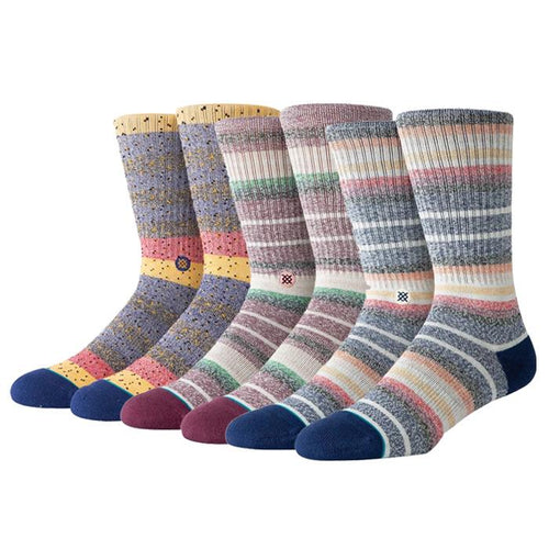 Stance Socks Mens Butter Blend Pack 1 Multi