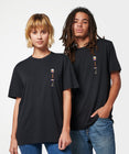 Load image into Gallery viewer, Stance T-shirts Cavolo Symbol T Black