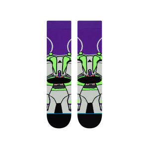 Stance Socks To Infinity And Beyond Purple