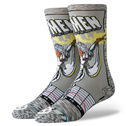 Stance Socks STORM COMIC Grey