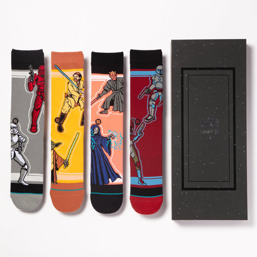 Stance Socks SW DUOS 4 PACK Multi