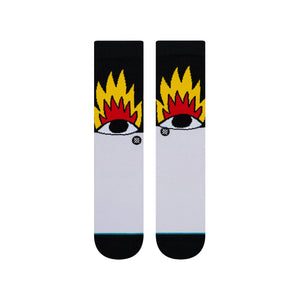 Stance Socks FIRE AND EYES Multi