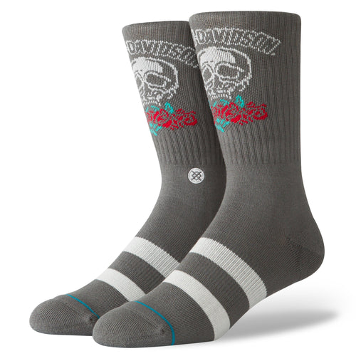 Stance Socks HARLEY ROSES ARE RED Grey