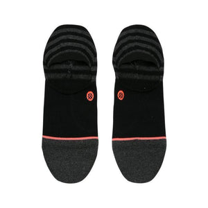 Stance Uncommon Invisible Socks Black