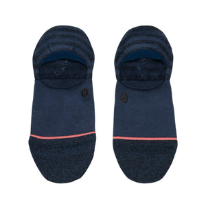 Stance Uncommon Invisible Socks Blue