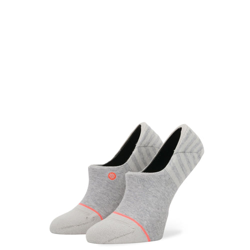 Stance Uncommon Invisible Socks Grey