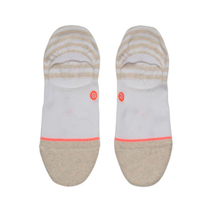 Stance Uncommon Invisible Socks White