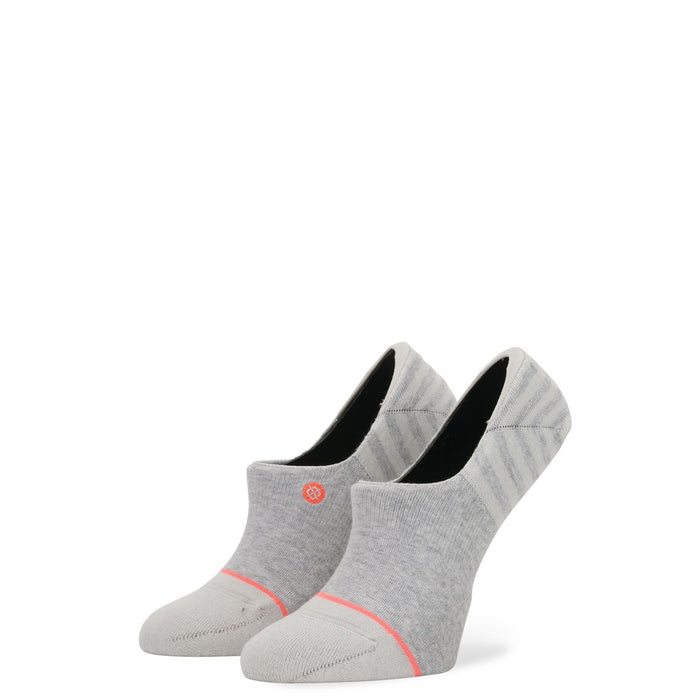 Stance Invisible 3 Pack Socks Grey