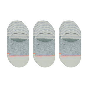 Stance Socks Sensible 3 Pack Heather grey