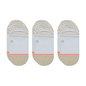Stance Socks Sensible 3 Pack White