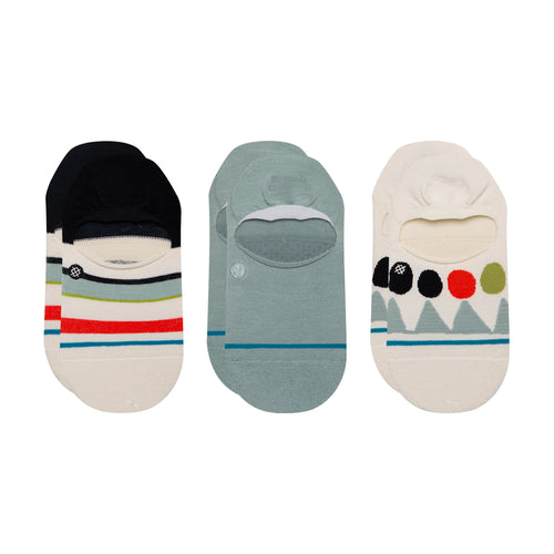 Stance Socks OFTEN 3 PACK Multi