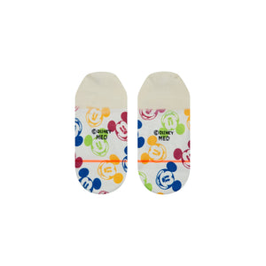 Stance Socks Multi Mickey Off white