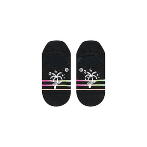 Stance Socks Palm Reader Black