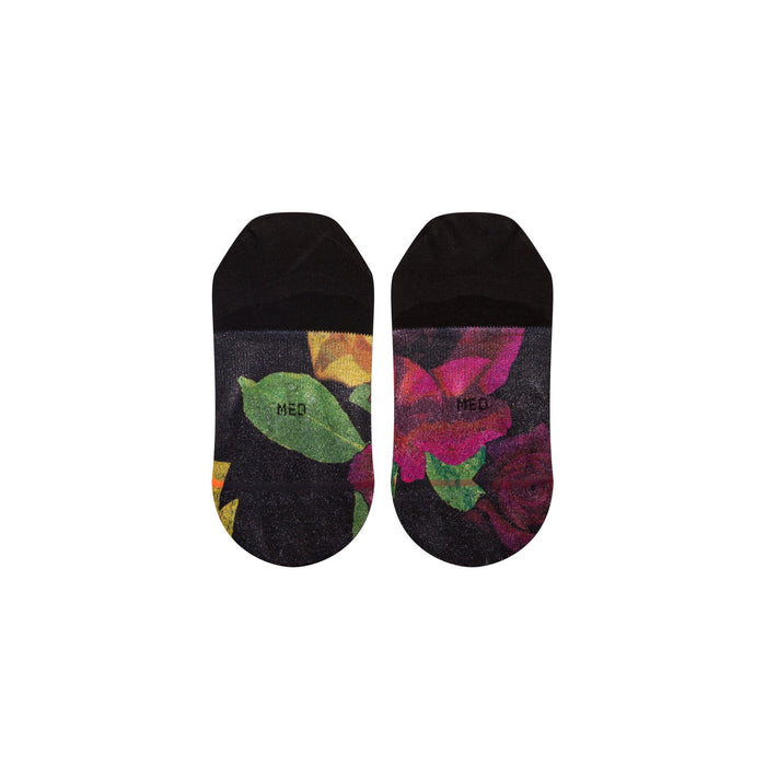 Stance Super Invisible Socks Evening Star Black