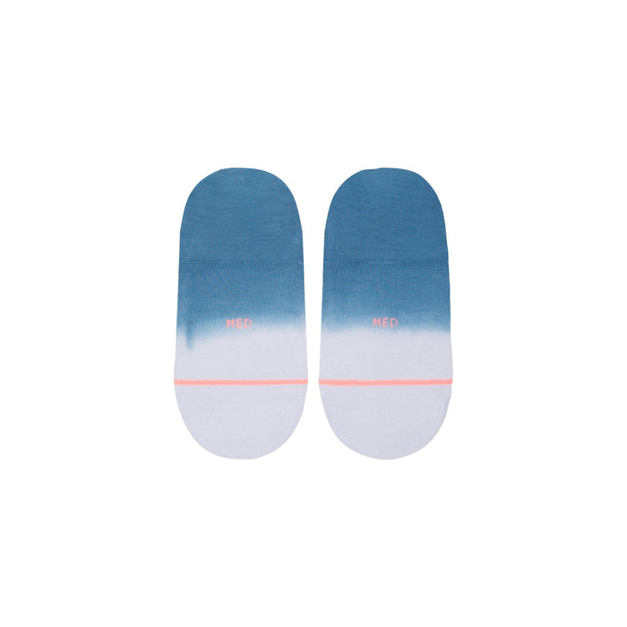 Stance Super Invisible Socks Uncommon Dip Blue