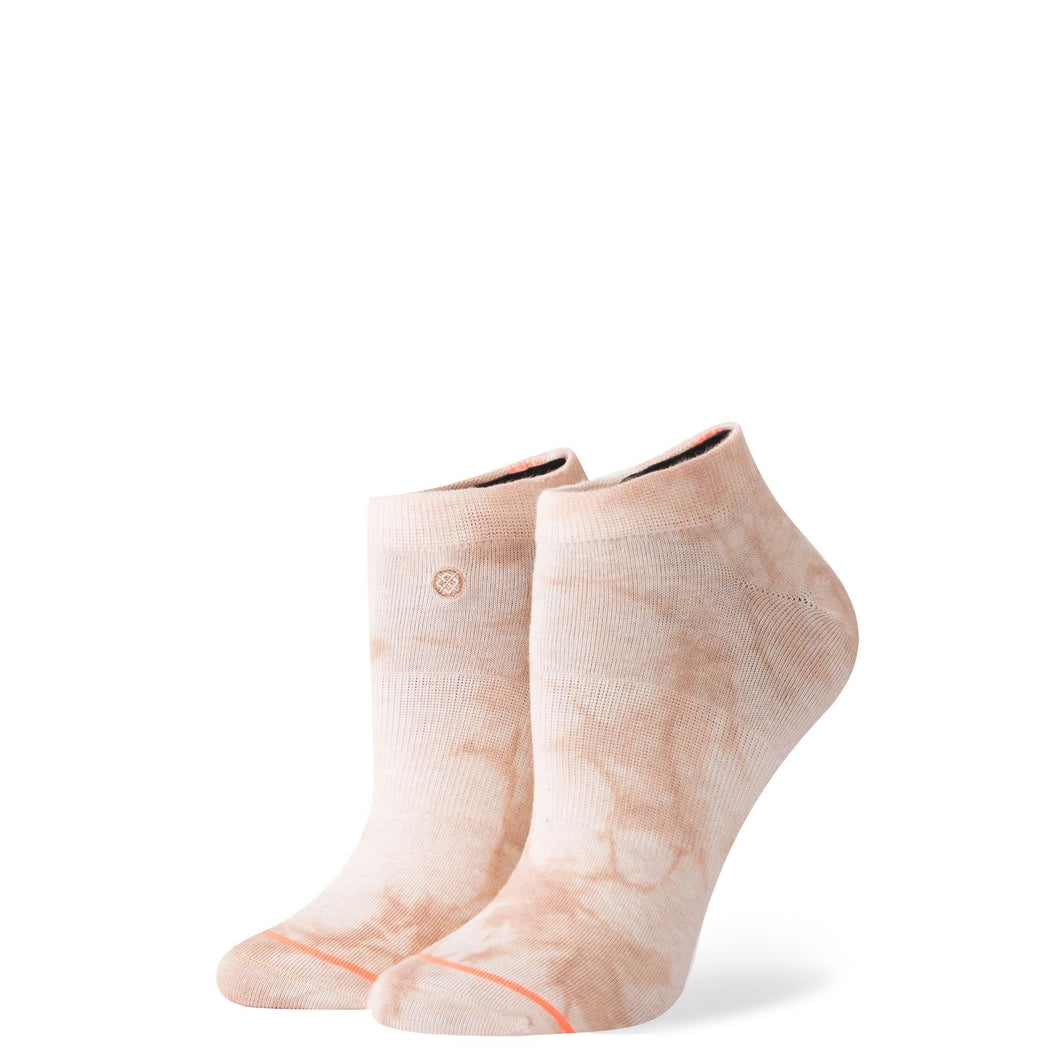 Stance Socks Olive Invisible Boot Oatmeal heather