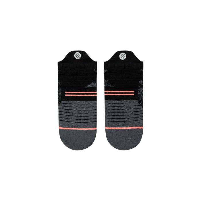 Stance Running Socks Uncommon Tab Womens Black
