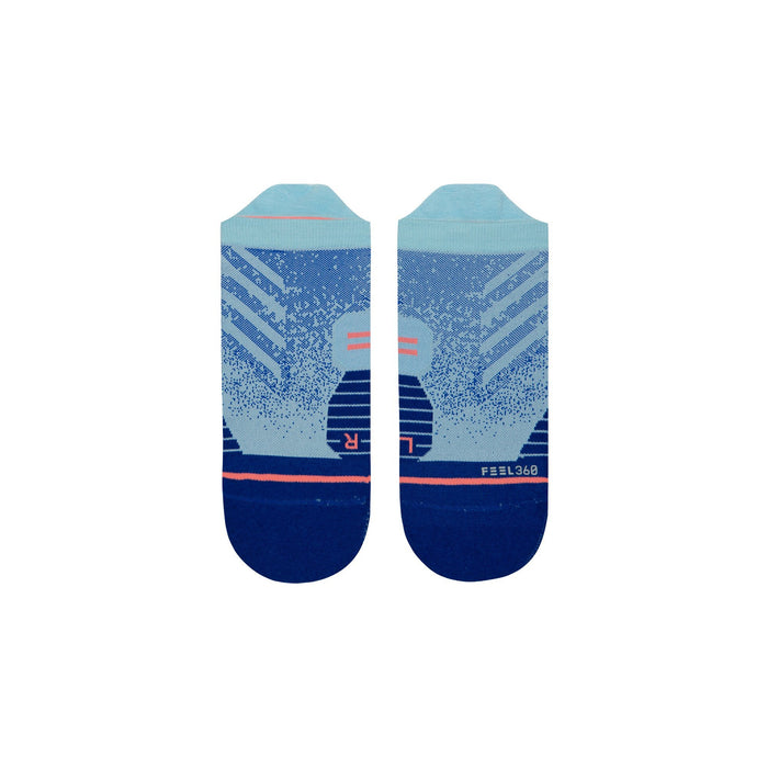 Stance Running Socks Uncommon Tab Womens Blue