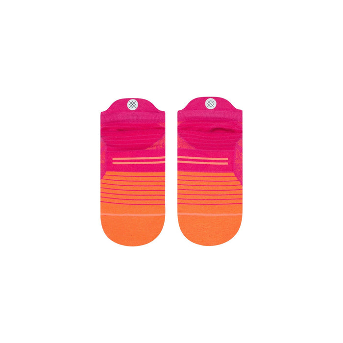 Stance Running Socks Uncommon Tab Womens Pink
