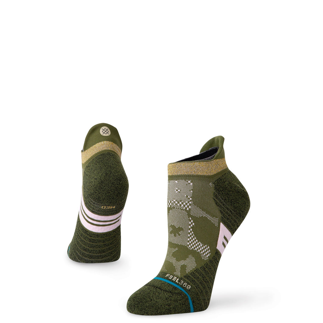 Stance Socks Caught Up Tab Khaki