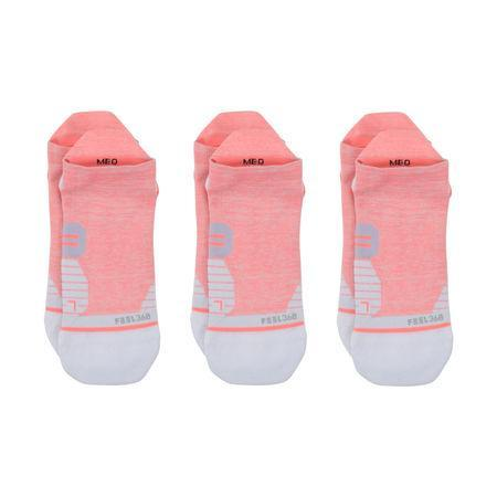 STANCE SOCKS WOMENS RUN 3 PACK SOCK