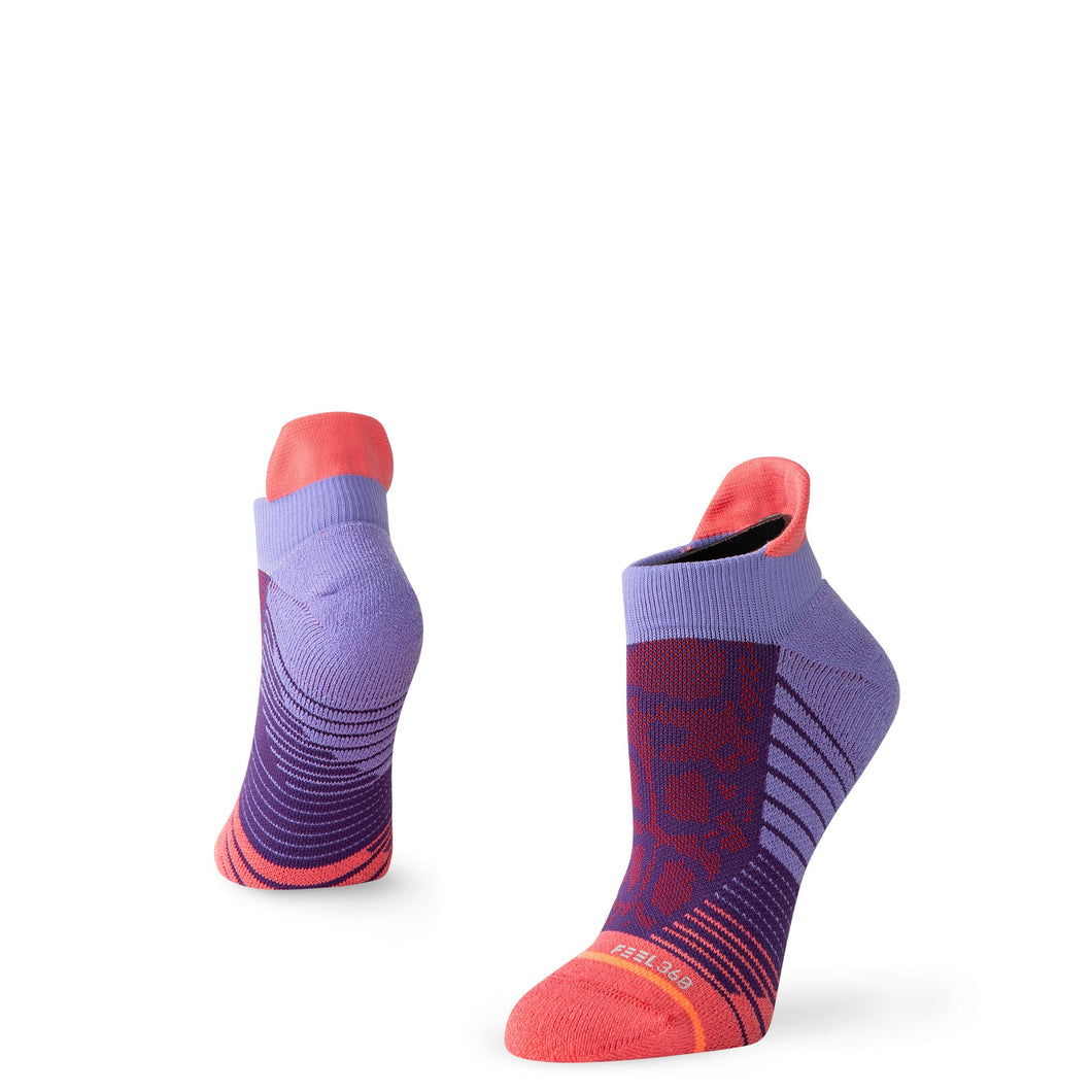 Stance Socks Training Needles Tab Purple