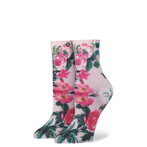 Stance Socks May Flowers Pink