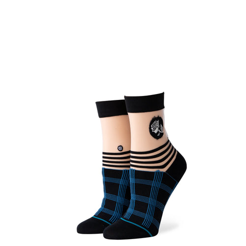 Stance Socks Sophie Black