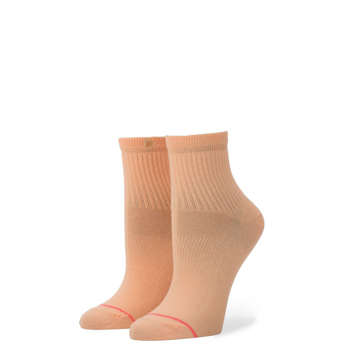 Stance Uncommon Classic Lowrider Socks Orange