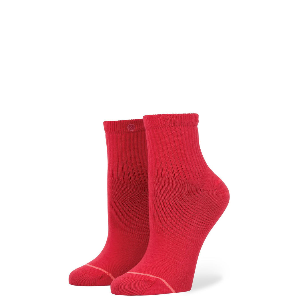 Stance Uncommon Classic Lowrider Socks Red