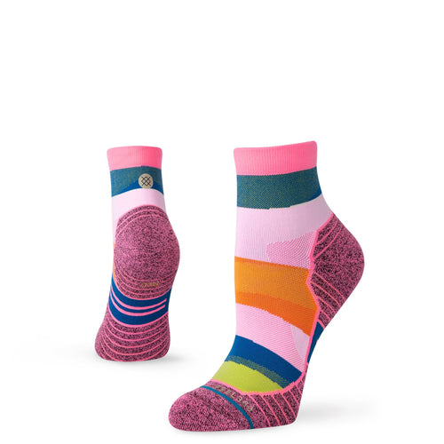 Stance Socks MIX IT UP QUARTER Pink