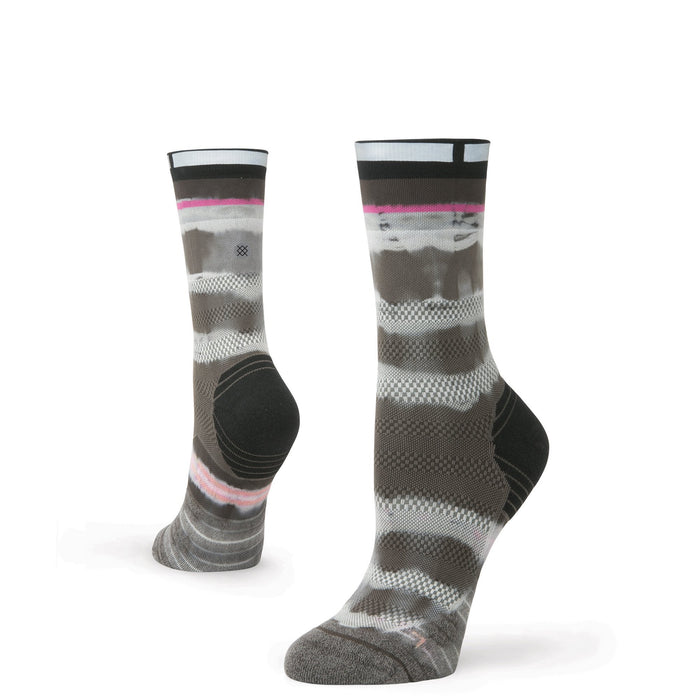 Stance Socks Fuel Crew Grey