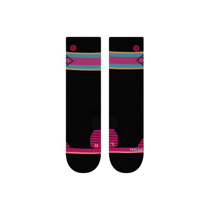 Stance Hiking Socks Onyx Lite Black