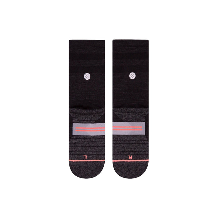 STANCE SOCKS WOMENS UNCOMMON SOLIDS WOOL CREW