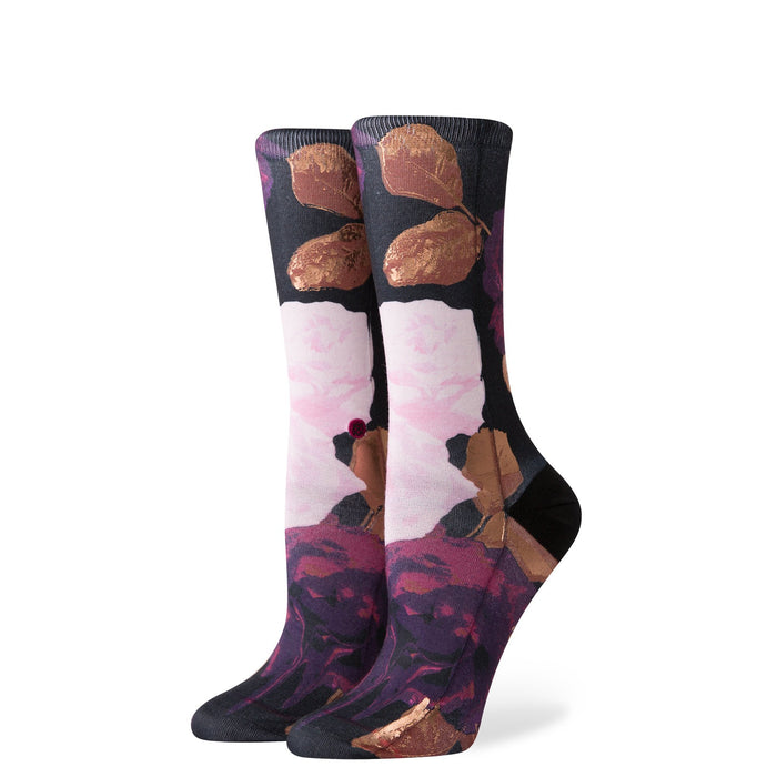 Stance Socks Delilah Black