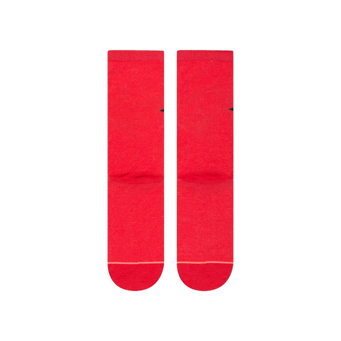 Stance Socks Not Thirsty Crew Red