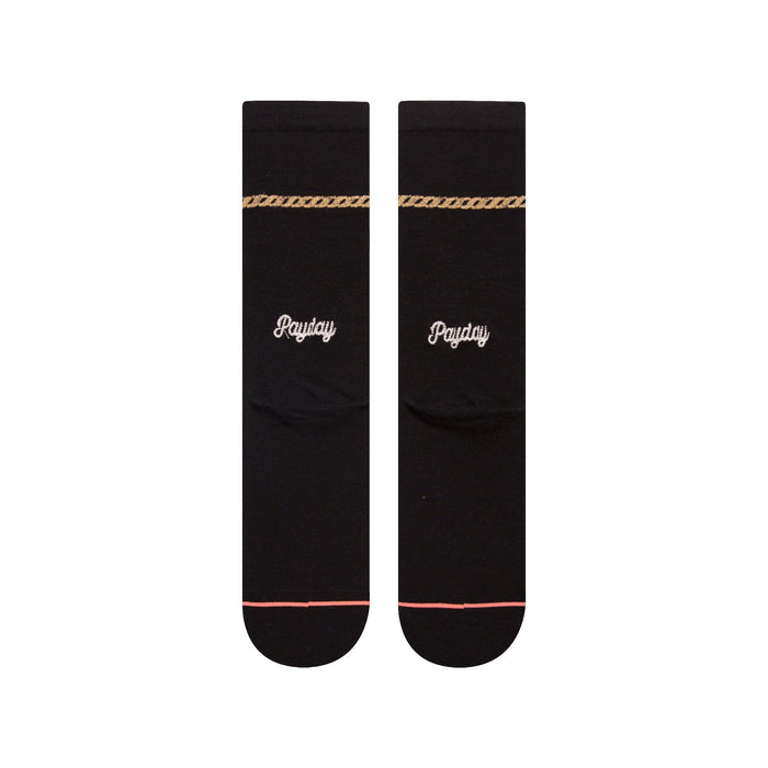 Stance Socks Payday Black