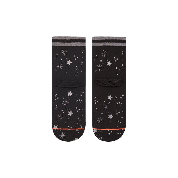 Stance Socks Shine Time Black