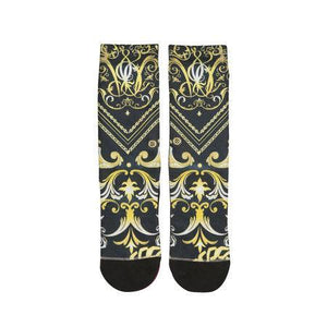 Stance Socks Handsome Beast Black