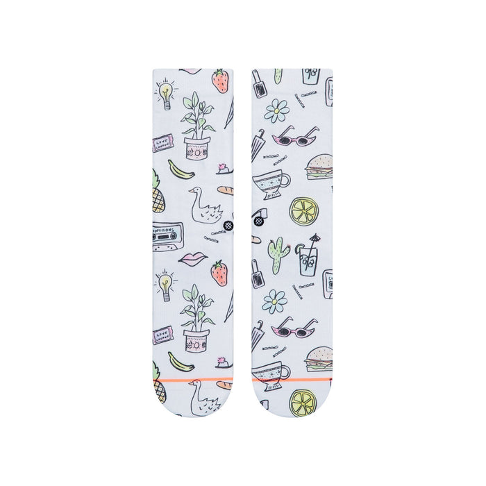 Stance Shopping List White