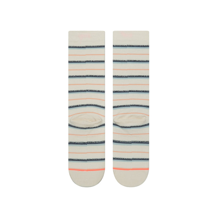 Stance Socks Snazzy White