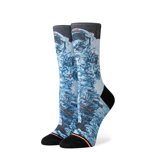 Stance Socks No End Black