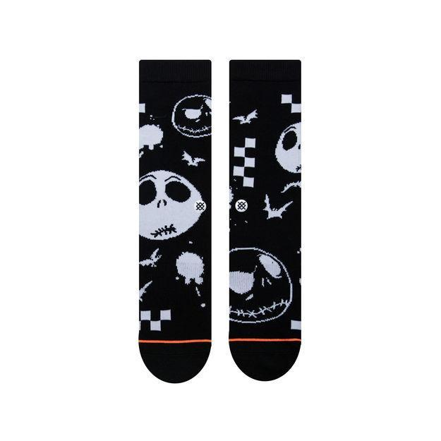 Stance Socks Nightmare Before Xmas Classic Jack Black Womens