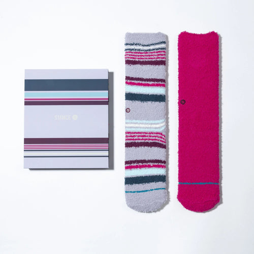 Stance Socks WARM FUZZIES BOX SET Multi